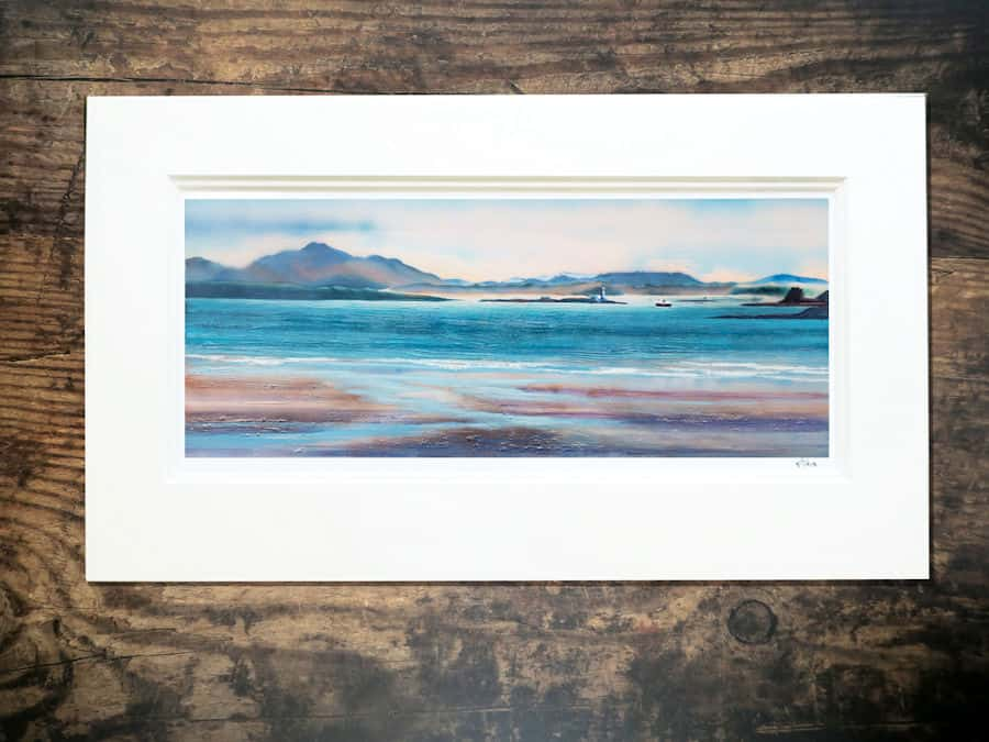 Crossing to Mull print (1)