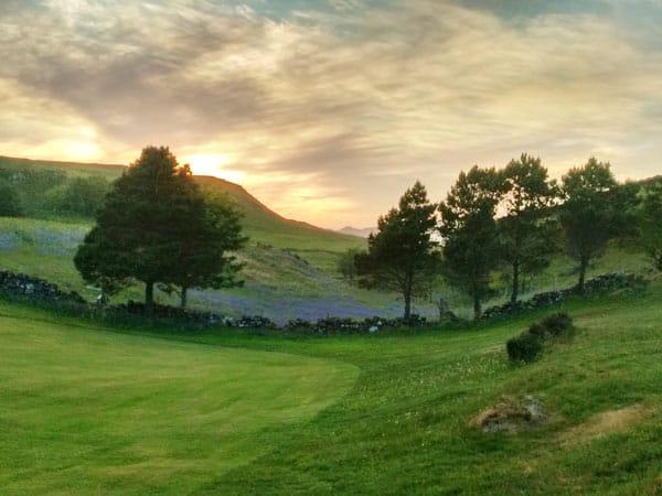 Bluebells Golf Course Tobermory