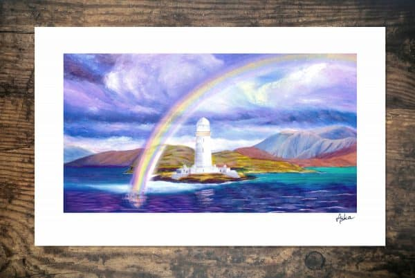 Lismore Rainbow-a sign of peace,hope and a promise