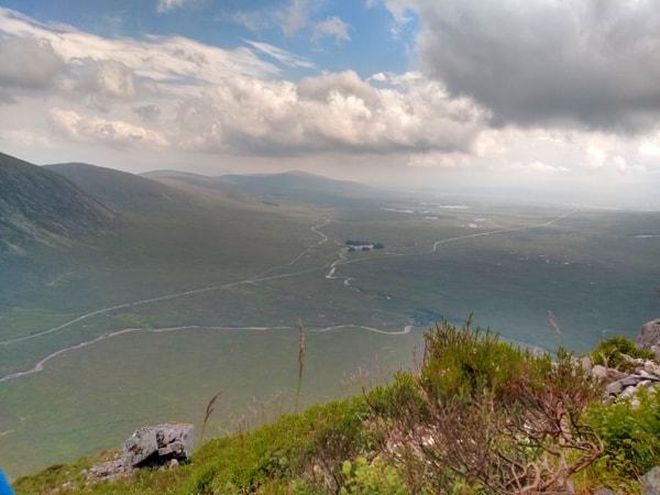 Rannoch Moor from Buachaille