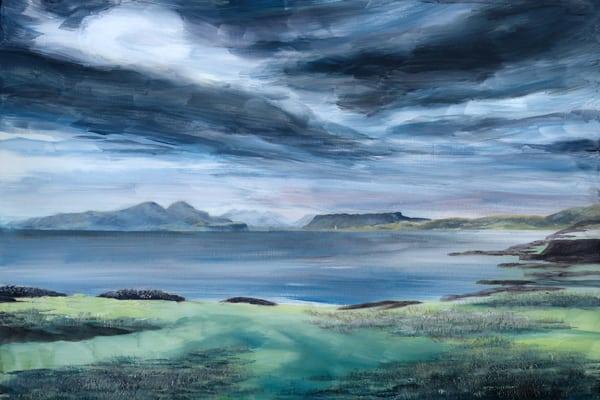 Western Isles print